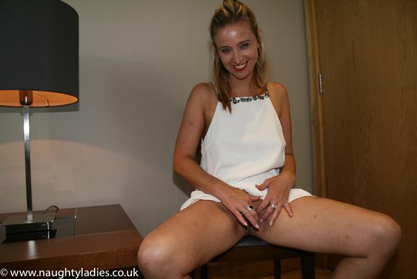 Uk milf ashleigh teases her leaking nipples 7